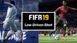 FIFA 19 Low Driven Shot - FIFA flacher Vollspannschuss