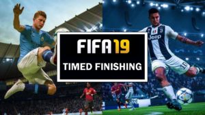 FIFA 19 Timed Finishing