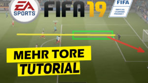 FIFA 19 Schuss Tutorial Deutsch FUT 19