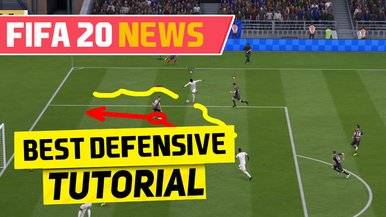 FIFA 20 Defensive Tutorial Deutsch